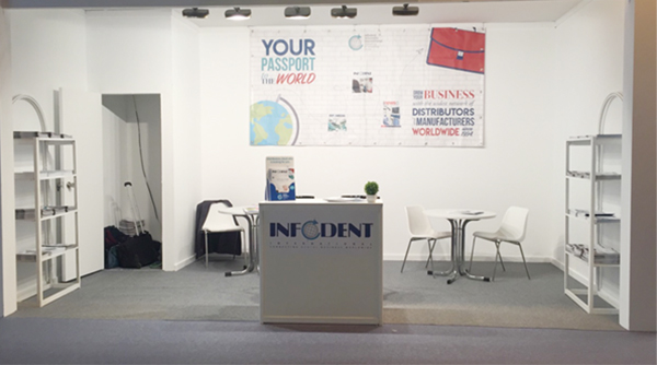 Visit us in Expodental Madrid at our new Booth 3F04B! - Infodent