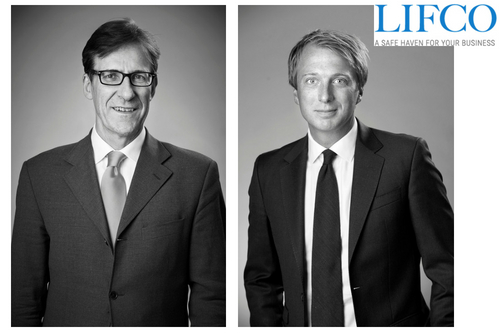 Ingvar Ljungqvist, Head of Acquisitions di LIFCO and Per Waldemarson, Head of Business Area Dental di LIFCO